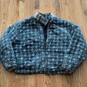 Free People Quilted Jacket